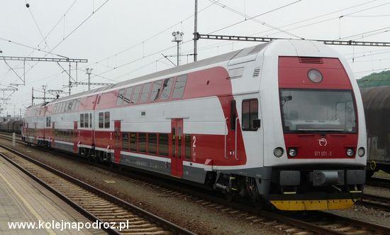 Pociąg Koszyce - Preszów