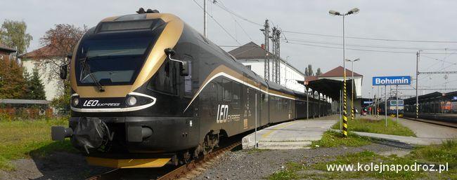 Kraków – Praga z Leo Express – aktualizacja, zdjęcia