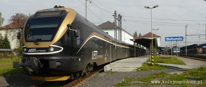 Leo Express pojedzie na Ukrainę