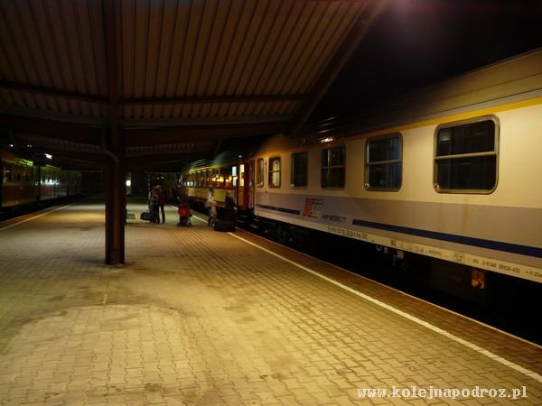 Nocny pociąg TLK