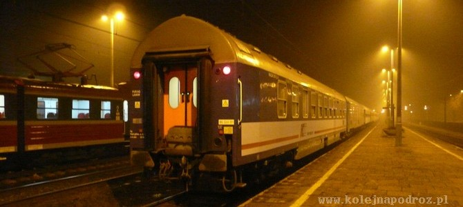 Bezpieczeństwo w pociągach