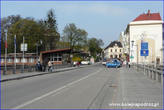 Cieszyn - Most graniczny