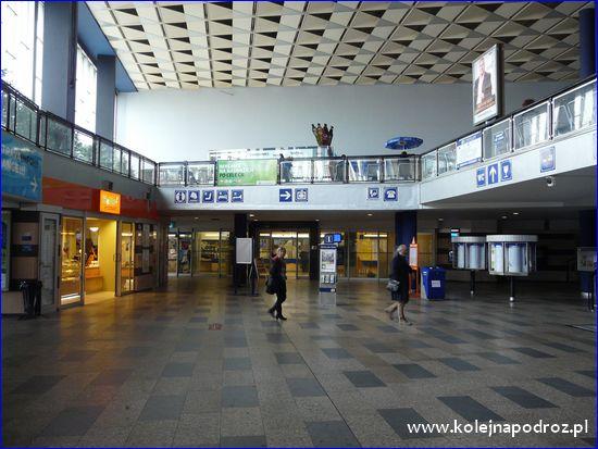 Ostrava hlavní nádraží