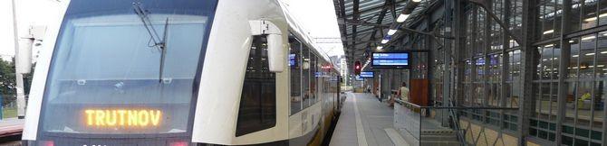 Koleje Dolnośląskie – sezonowe pociągi do Trutnova