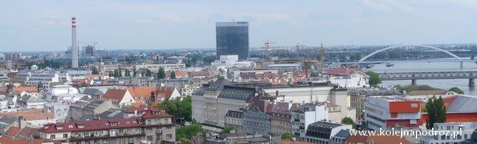 Bratysława – wrażenia z miasta