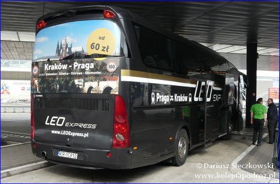Leo Express - autobus