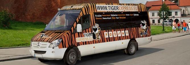 Tiger Express – połączenie Kraków – Koszyce
