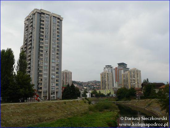 Sarajewo - blokowisko