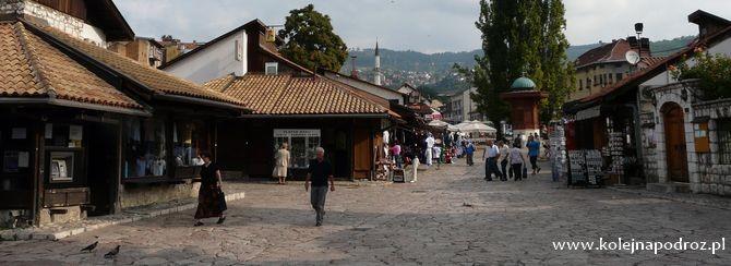 Sarajewo – wspomnienia z 2009 roku
