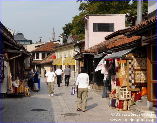 Sarajewo - Stare Miasto
