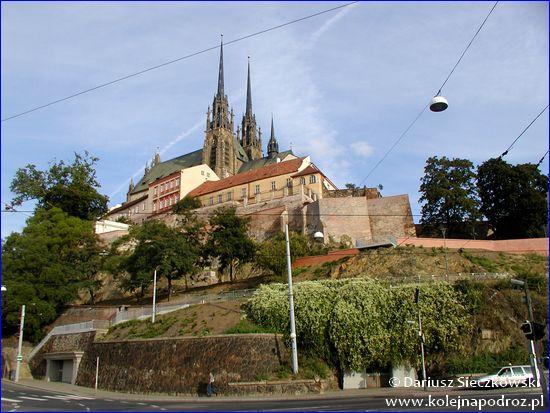 Brno - katedra św. Piotra i Pawła