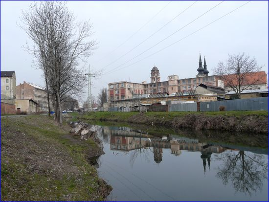 Brno - rzeka Svitava