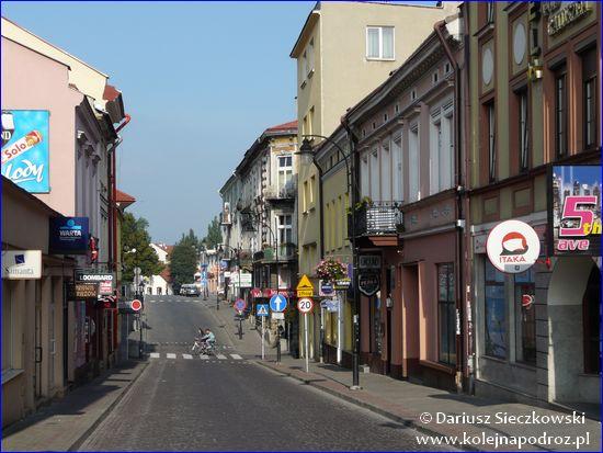 Rzeszów - centrum miasta