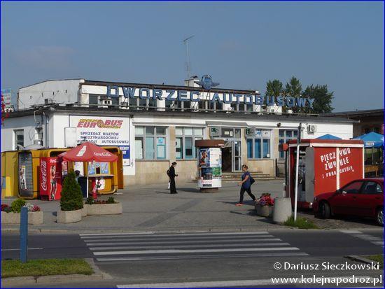 Rzeszów - dworzec autobusowy