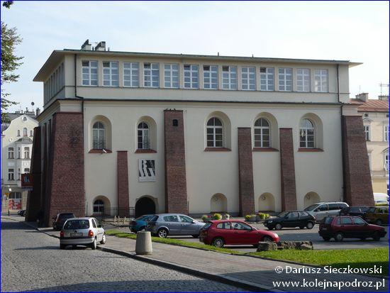 Rzeszów - dawna Synagoga Nowomiejska