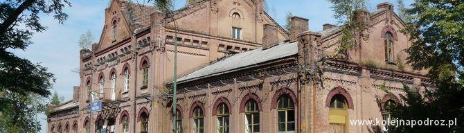 Będzin – dworzec kolejowy