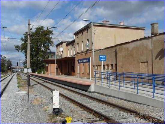 Byczyna Kluczborska - stacja kolejowa