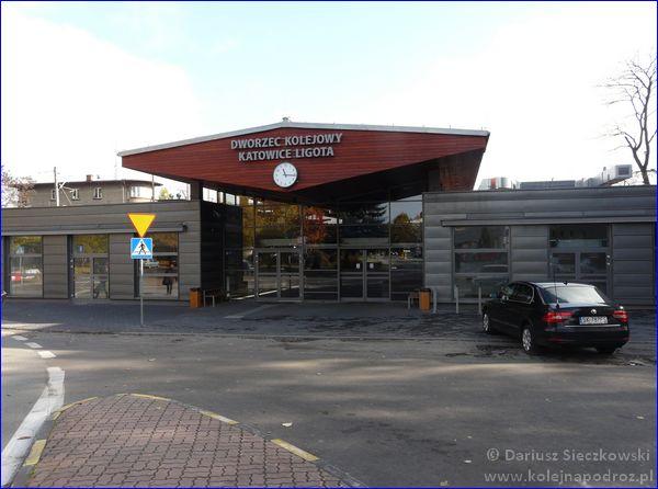 Katowice Ligota - dworzec kolejowy