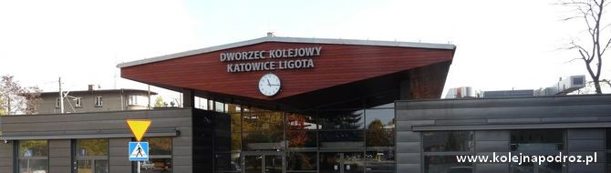 Katowice Ligota – dworzec kolejowy