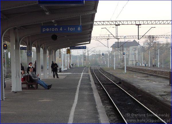 Kędzierzyn-Koźle - peron 4