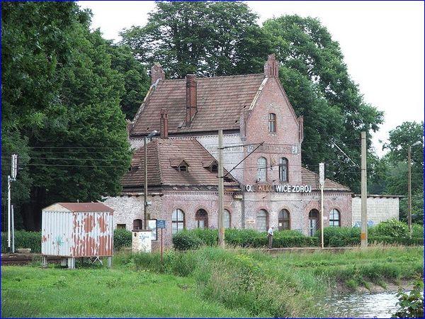 Goczałkowice-Zdrój - dworzec kolejowy