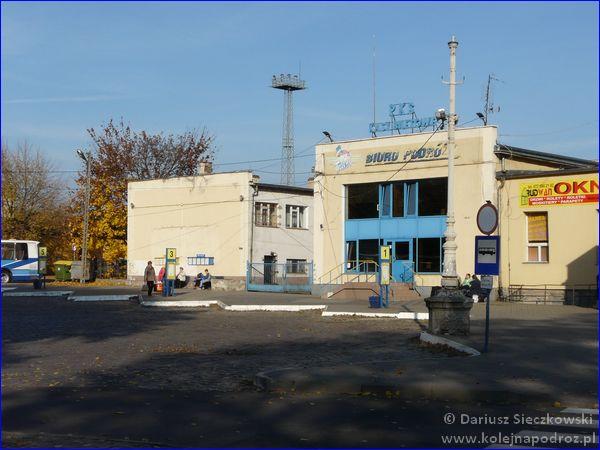 Nysa - dworzec autobusowy