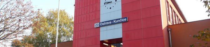 Ostrava-Kunčice – dworzec kolejowy