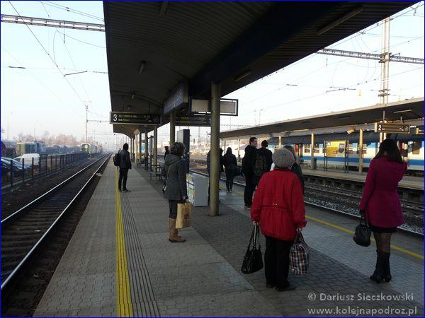 Studenka - dworzec kolejowy