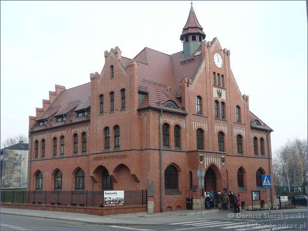 Świętochłowice - Muzeum Powstań Śląskich