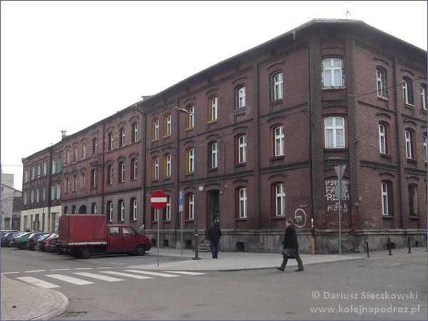 Świętochłowice - ulica Kubiny