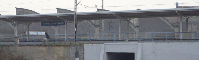 Świętochłowice – stacja kolejowa