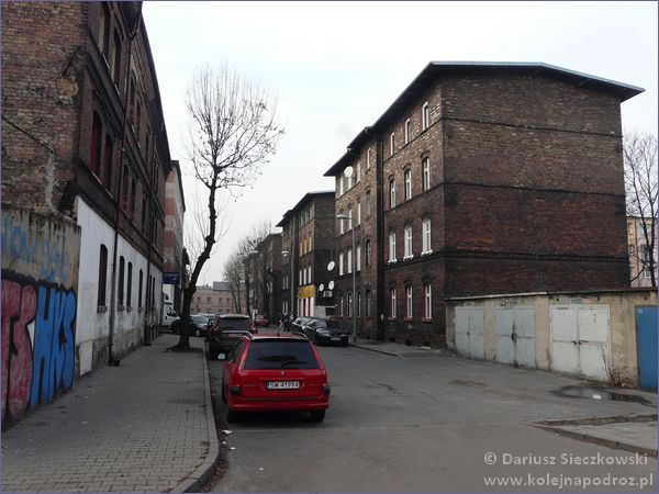 Świętochłowice - ulica Strzelców Bytomskich