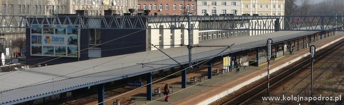 Zabrze – dworzec kolejowy