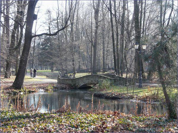 Żywiec - Park Zamkowy