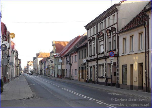 Rawicz - ulica Grunwaldzka
