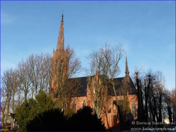 Rawicz - kościół pw. Chrystusa Króla i Zwiastowania NMP