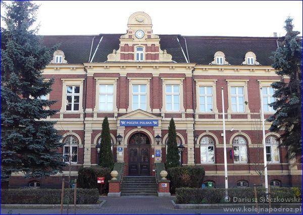 Rawicz - budynek poczty