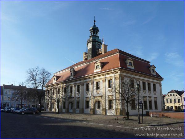 Rawicz - ratusz