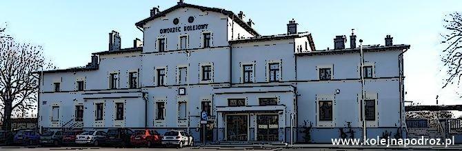 Kościan – dworzec kolejowy
