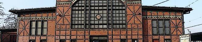 Ruda Chebzie – dworzec kolejowy