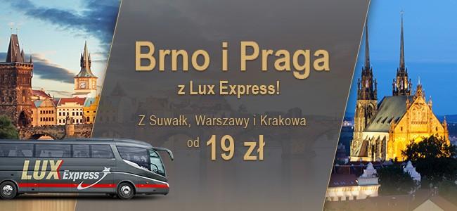 Lux Express – nowa trasa od 1 kwietnia