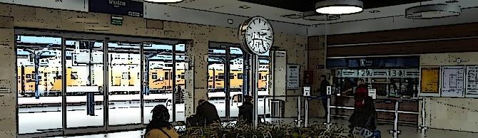 Ostrów Wielkopolski – dworzec kolejowy