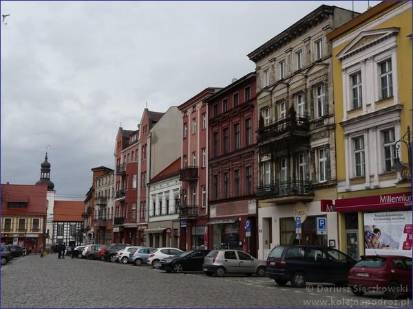 Ostrów Wielkopolski - Rynek