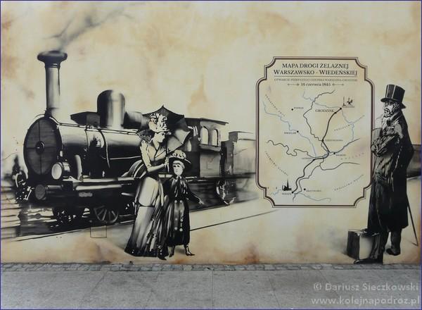 Grodzisk Mazowiecki - mural