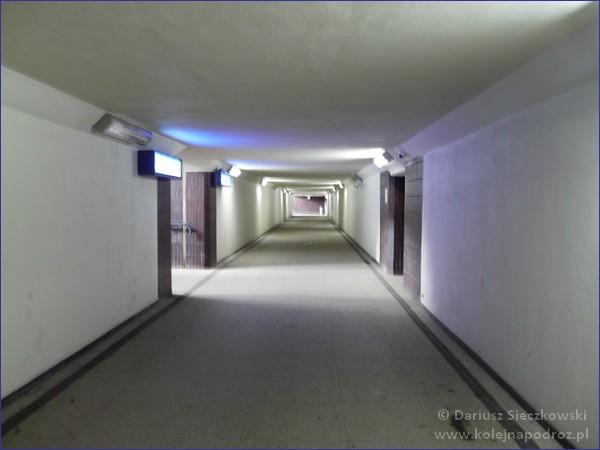 Grodzisk Mazowiecki - przejście podziemne