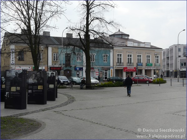 Grodzisk Mazowiecki - Plac Zygmunta Starego