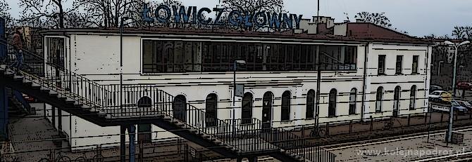 Łowicz Główny – dworzec kolejowy