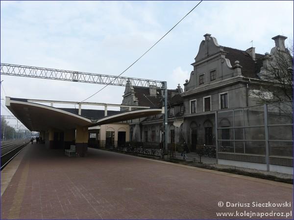 Pruszków - dworzec kolejowy