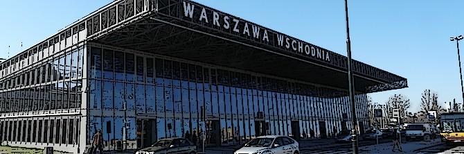 Warszawa Wschodnia – dworzec kolejowy