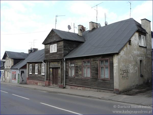 Zgierz - ulica 1 Maja